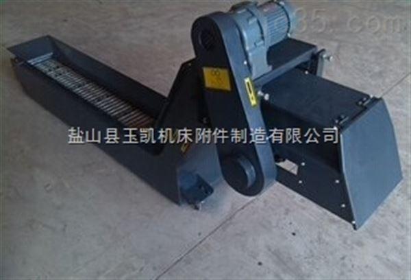 不锈钢链板排屑机