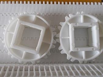 供应幻速800型号15.875节距塑料网带