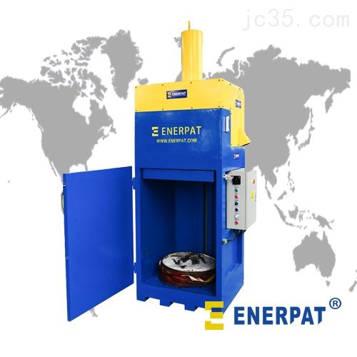 供应油桶压扁机,小型自动液压机
