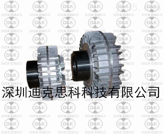 深圳迪克电机供应热销POL-025空心磁粉离合器