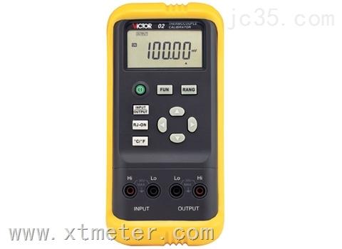 VICTOR02过程仪表校验仪VC02