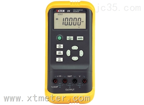 VICTOR04电压电流校验仪VC04