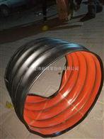 耐高温风机硅胶布通风管价格合理