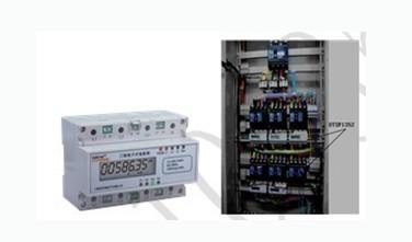 dtsf1352-c 导轨电能表 智能楼宇用电能表