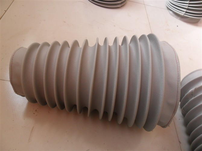 硅胶布油缸保护套产品图