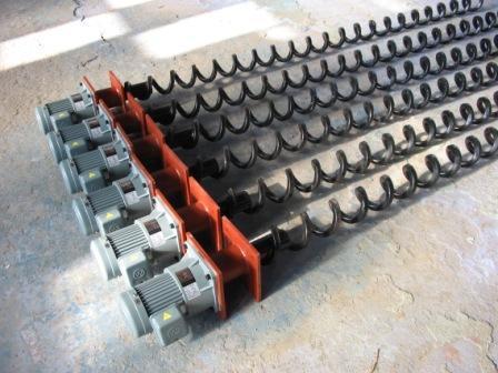 机床螺旋式排屑机产品图