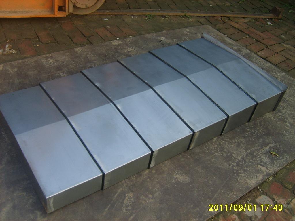 不锈钢板护罩公司 钢板护罩厂家产品图