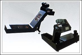 机床排屑机系列产品图