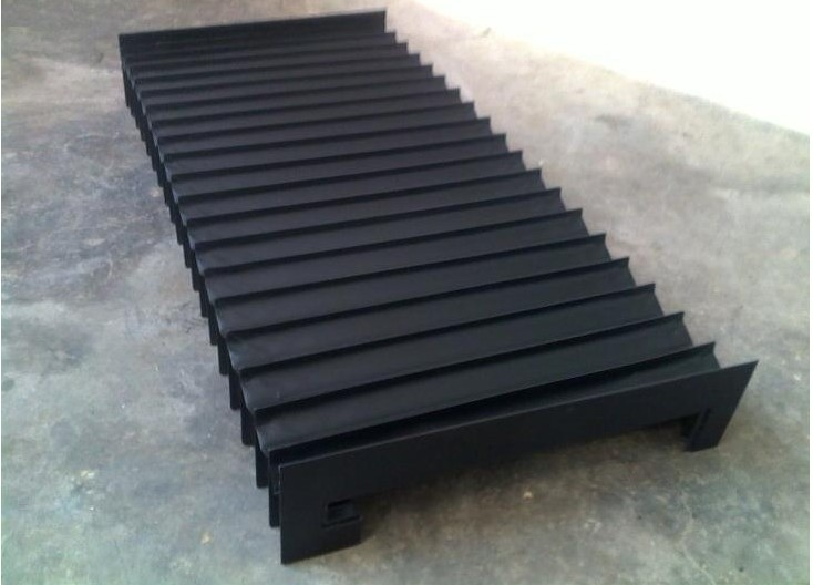 机床风琴防护罩产品图