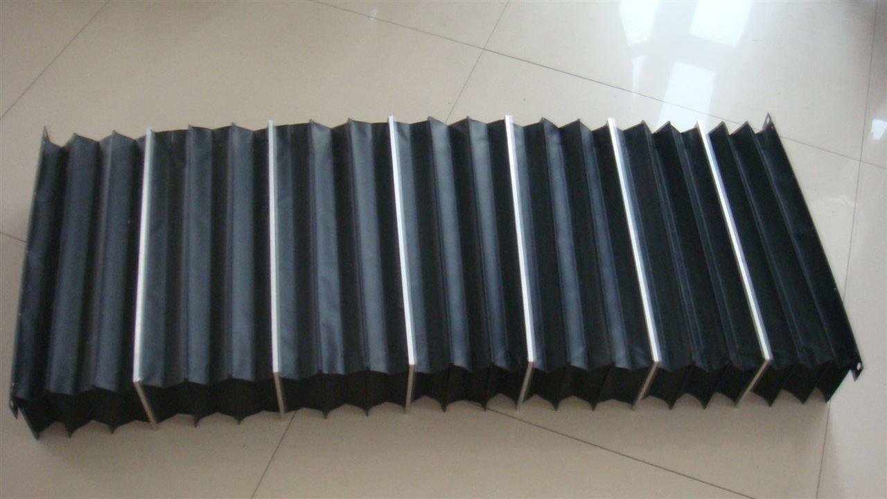 大连直线导轨风琴防护罩产品图