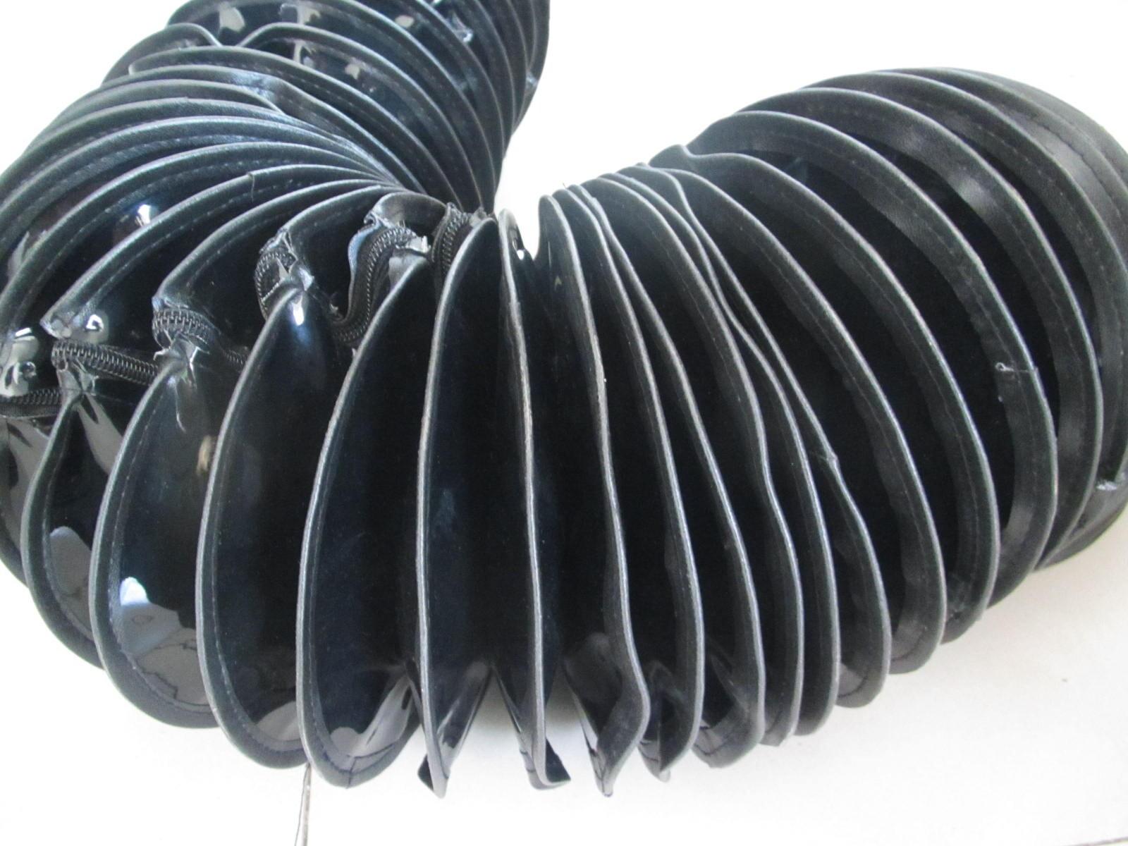 耐酸碱圆形伸缩护罩产品图