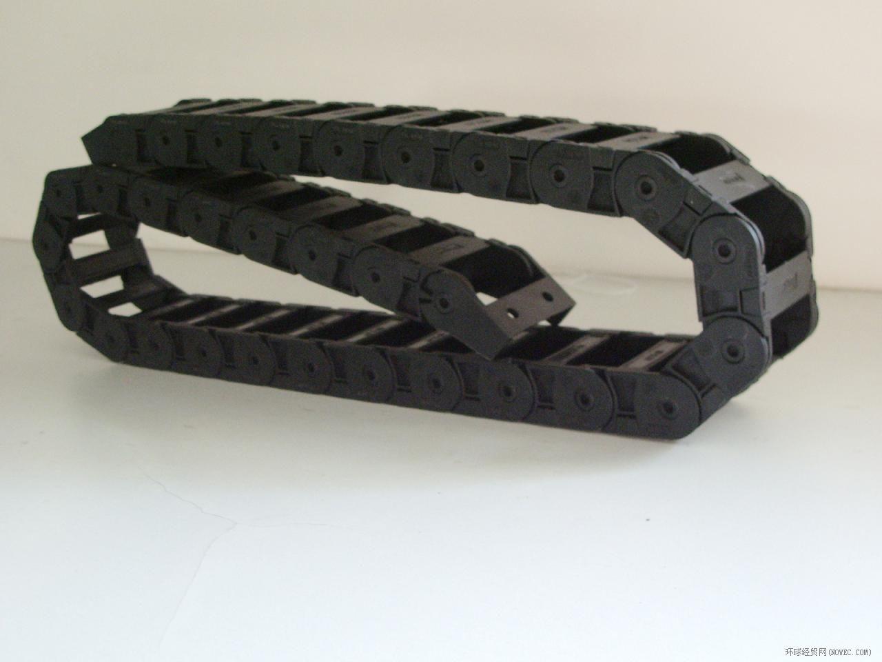 尼龙电缆塑料拖链产品图