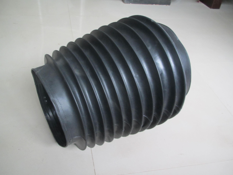 活塞杆圆形伸缩防尘罩产品图