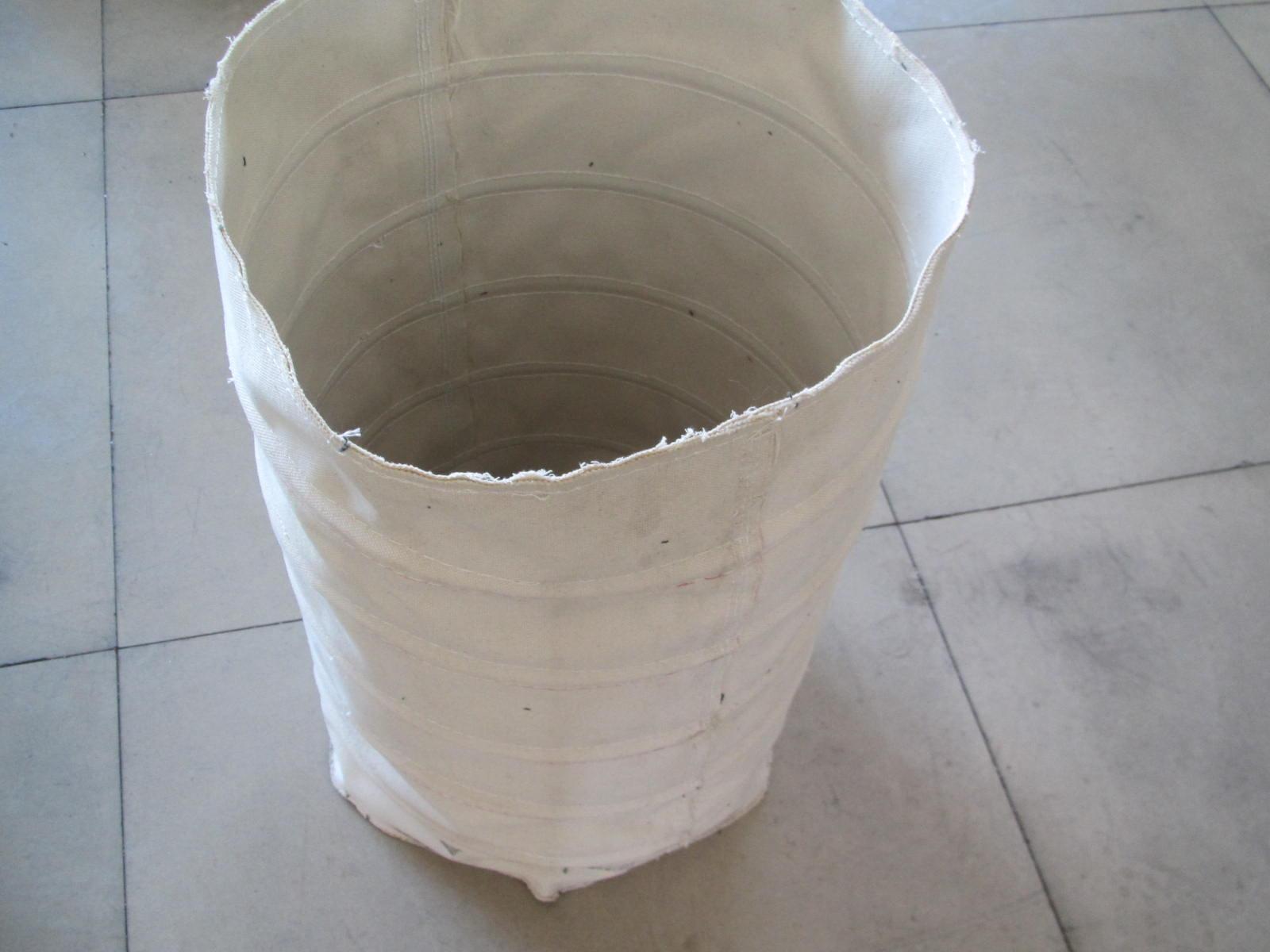 水泥厂水泥伸缩布袋产品图