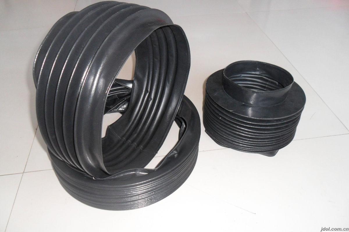 螺纹式圆形丝杠防护罩产品图