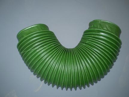 圆形自然领口防护罩产品图