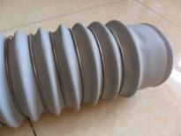 洛阳双层硅胶耐温油缸护罩产品图