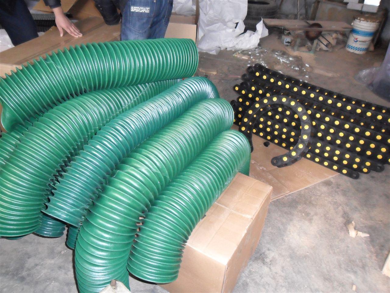 高频热合油缸防尘套产品图