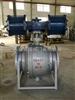 Q647MF气动喷煤粉球阀